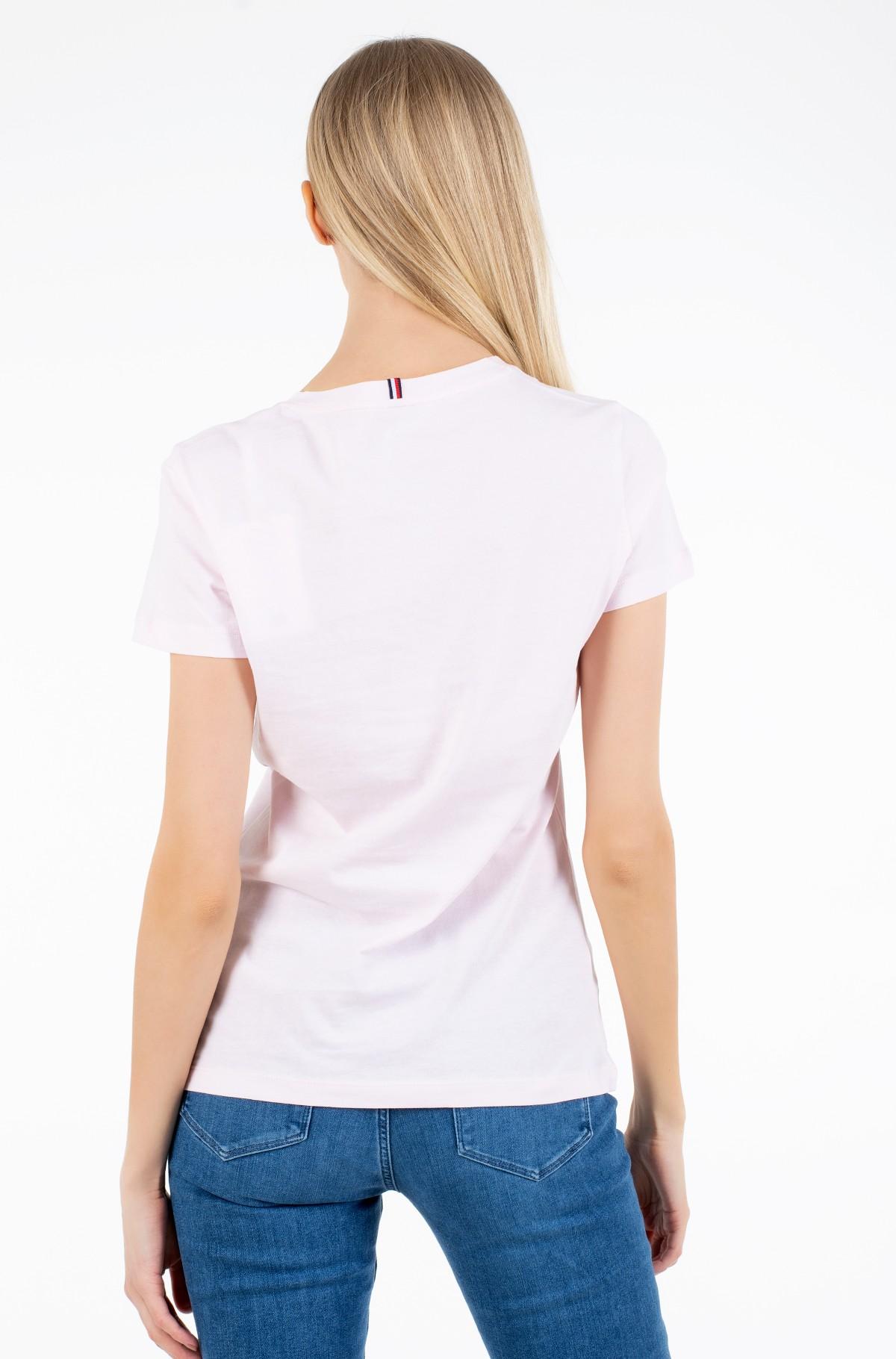 Marškinėliai NEW CREW NECK TEE-full-2