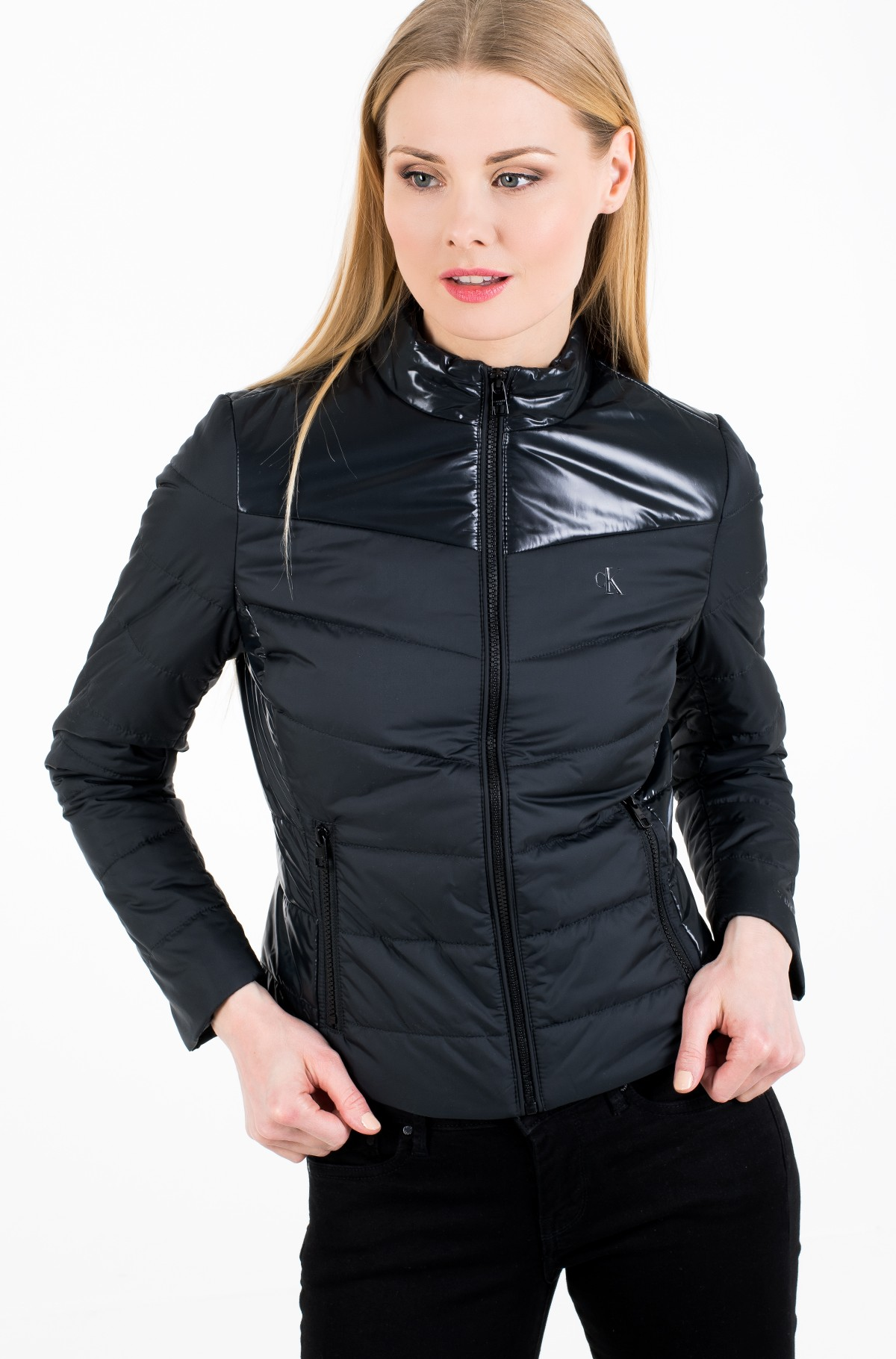Jope PADDED MOTO JACKET-full-1