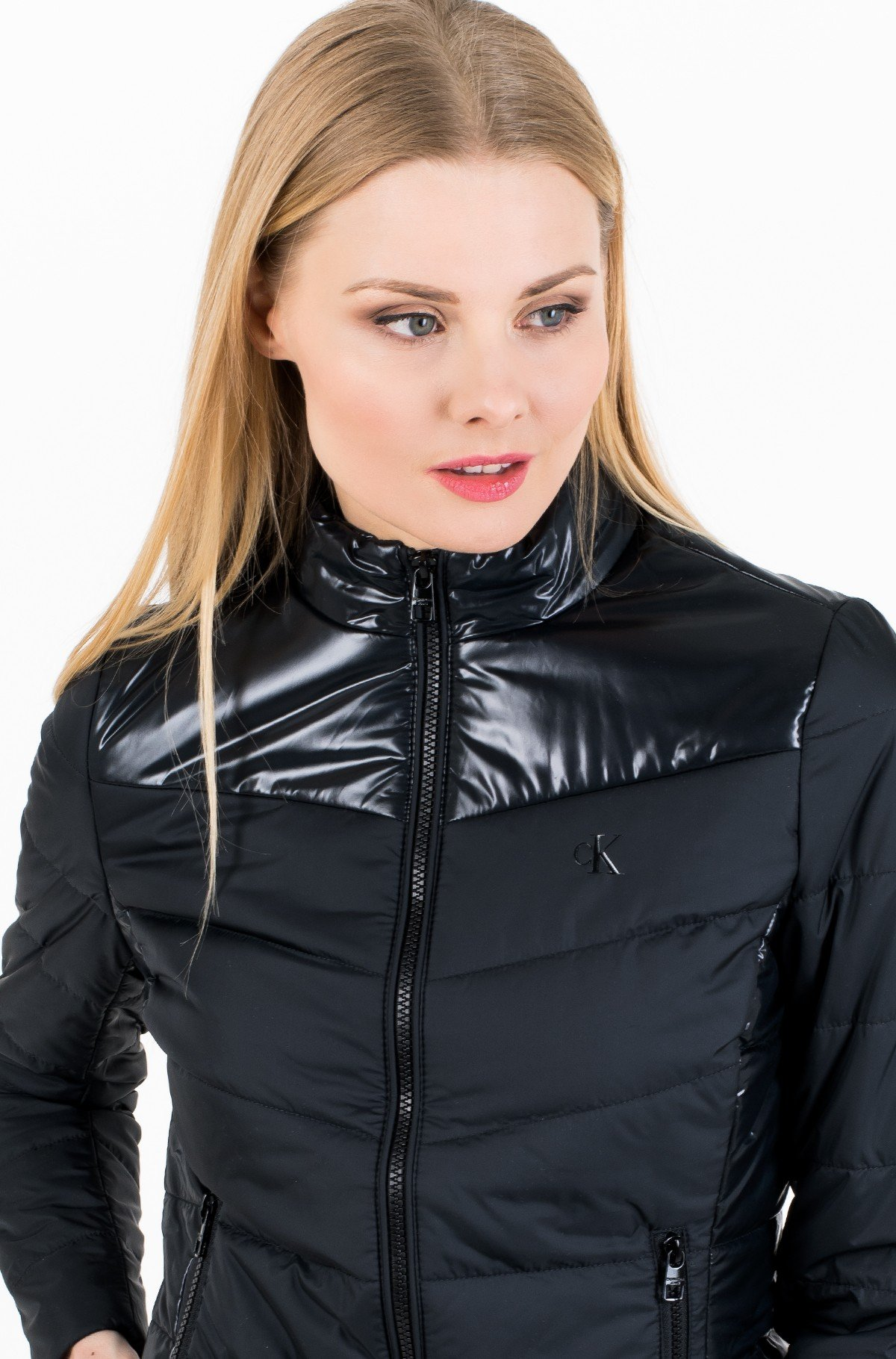 Jope PADDED MOTO JACKET-full-2