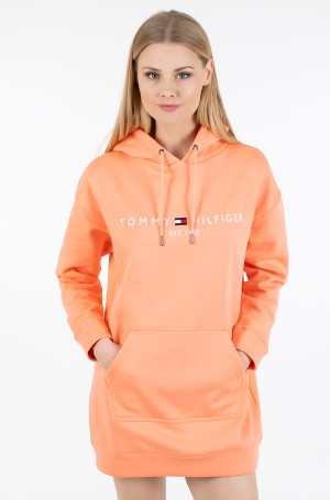 Sweatshirt dress TH ESS HOODED DRESS LS-2