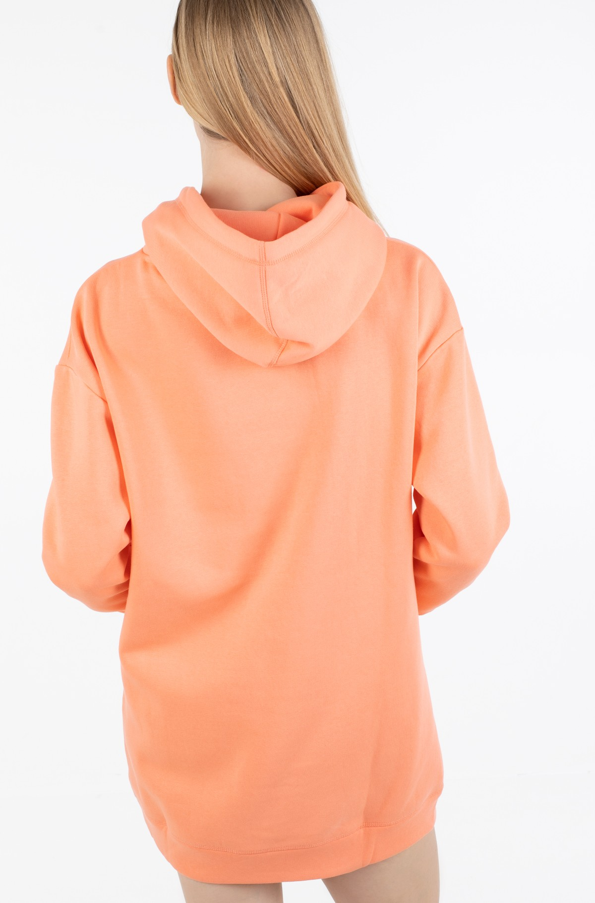 Sweatshirt dress TH ESS HOODED DRESS LS-full-3