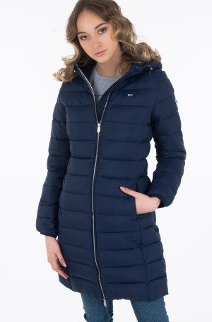 Paltas TJW BASIC QUILTED HOODED COAT	-1