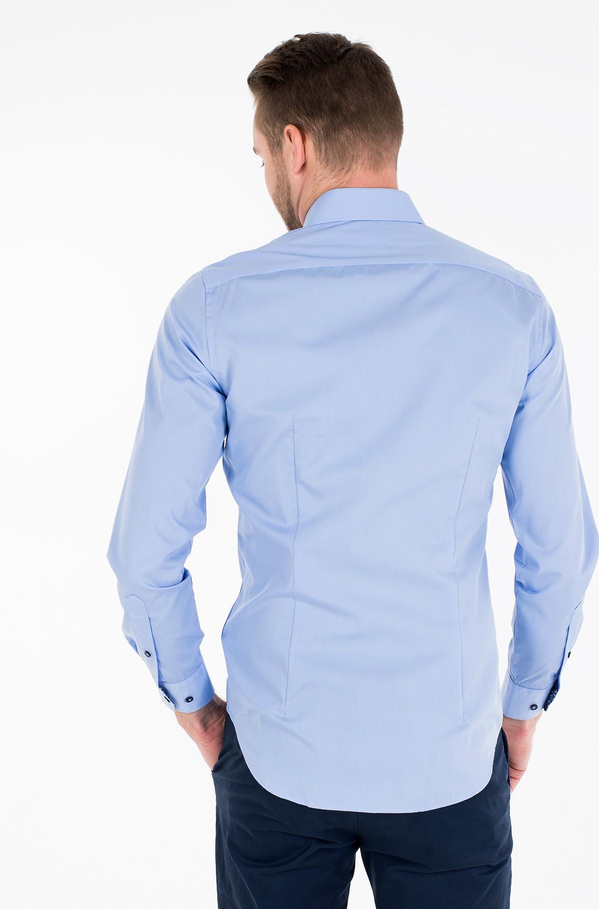 Marškiniai POPLIN CLASSIC SLIM SHIRT-full-2