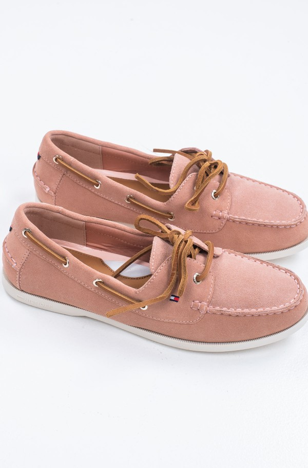 CLASSIC SUEDE BOAT SHOE-hover