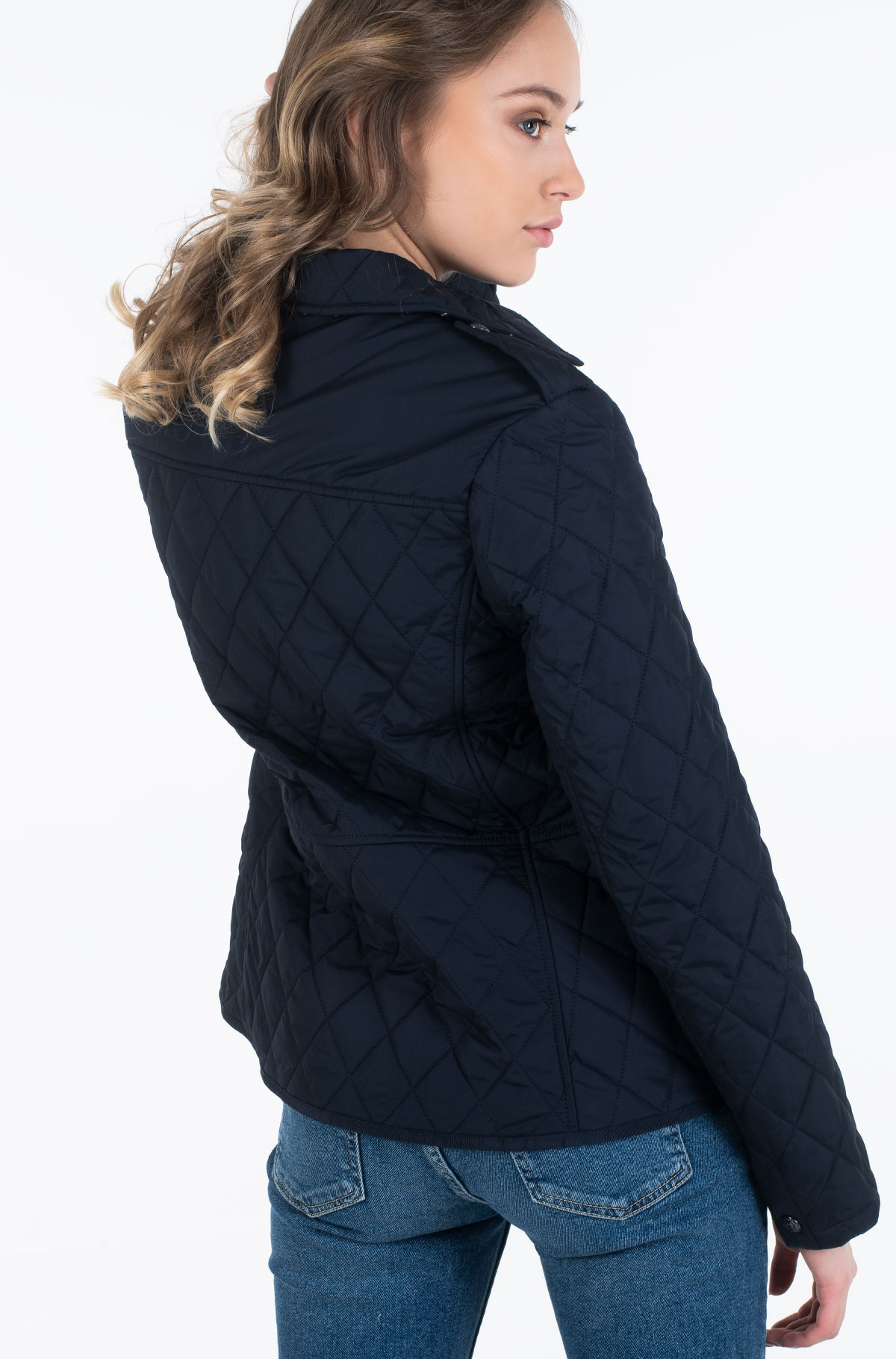 Striukė TH ESS QUILTED JACKET-full-3