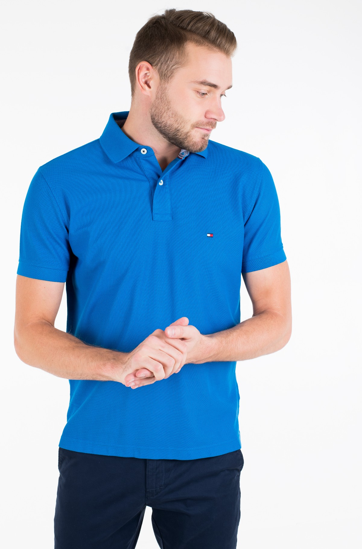 Polo HILFIGER REGULAR POLO-full-2