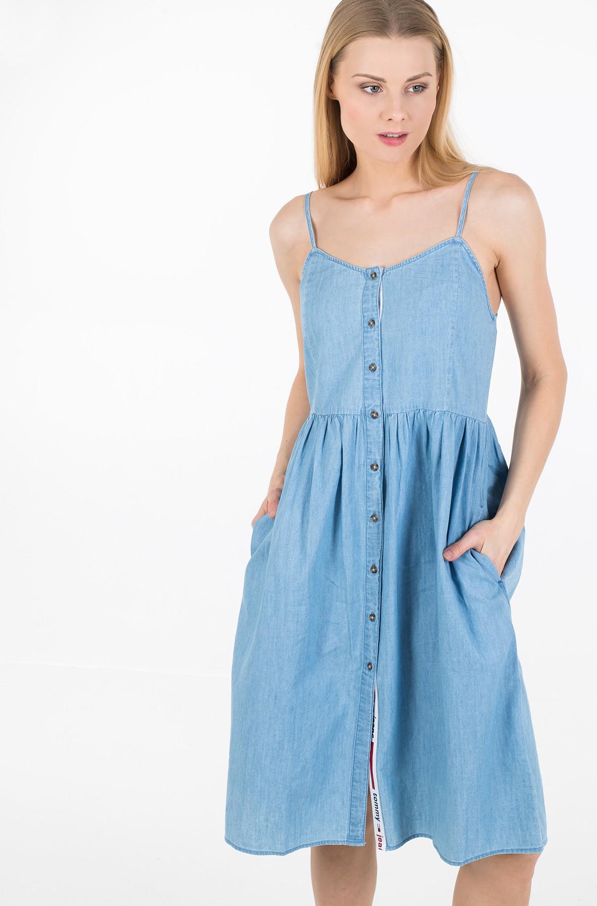 Suknelė TJW CHAMBRAY STRAP DRESS-full-1
