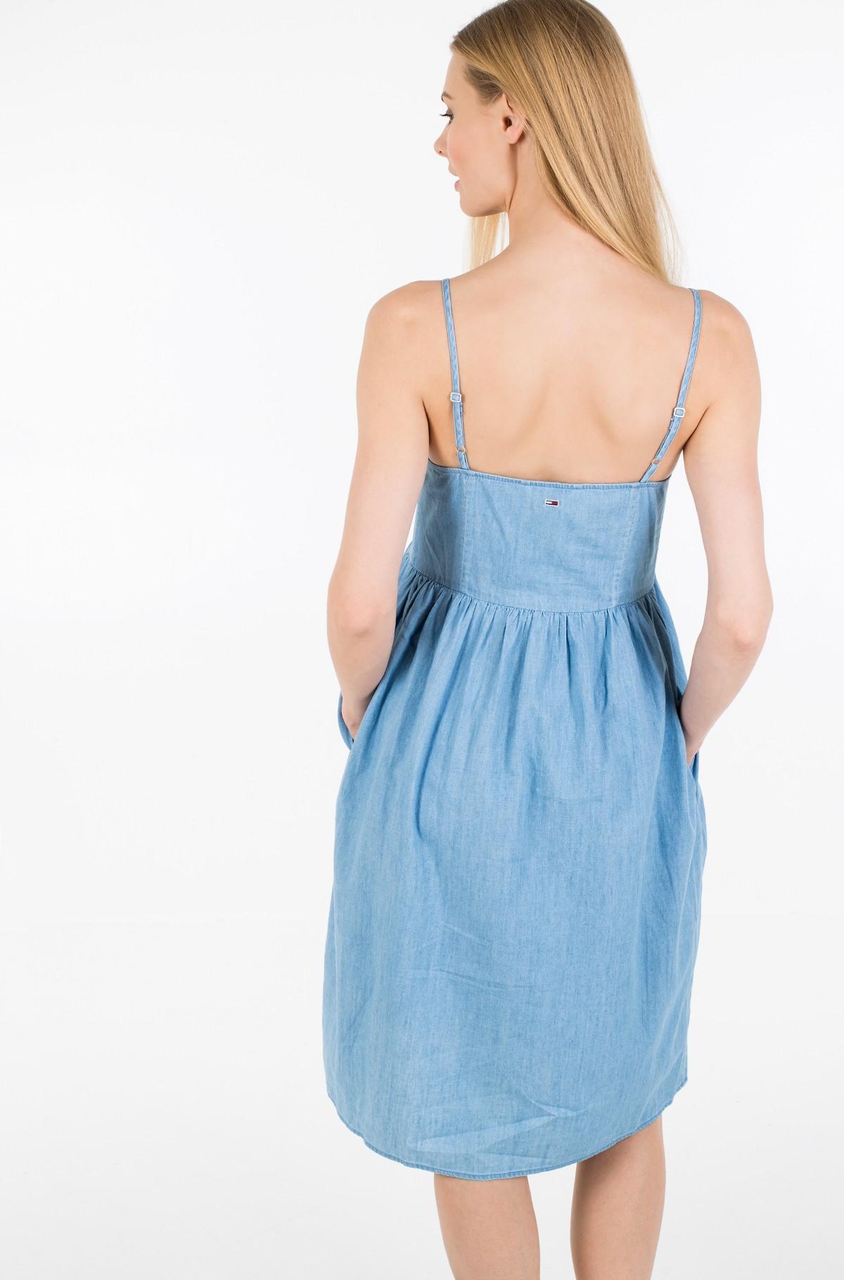 Suknelė TJW CHAMBRAY STRAP DRESS-full-2