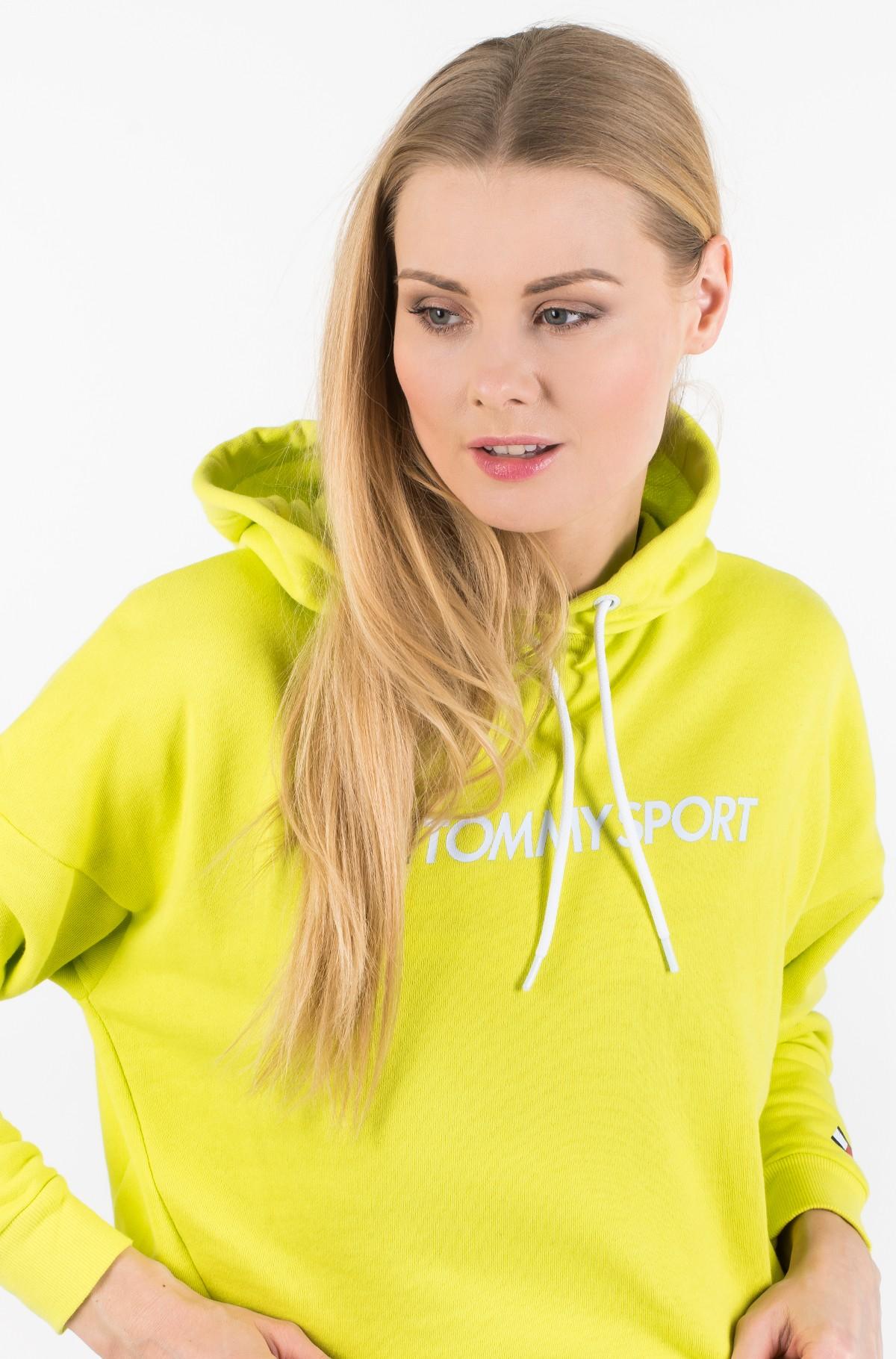 Džemperis CROPPED HOODY LOGO-full-1