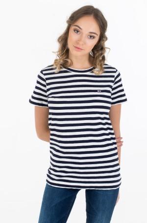 Marškinėliai TJW TEXTURED STRIPE TEE-1