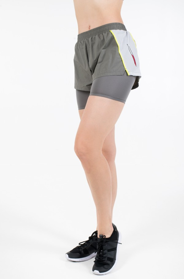 2-IN-1 WOVEN SHORTS