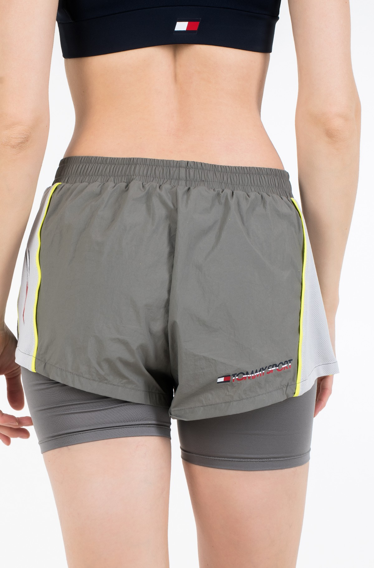 Spordipüksid 2-IN-1 WOVEN SHORTS-full-3