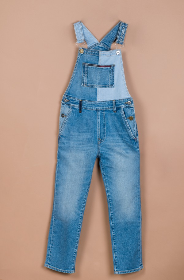 DUNGAREE UNISEX UPCD-hover