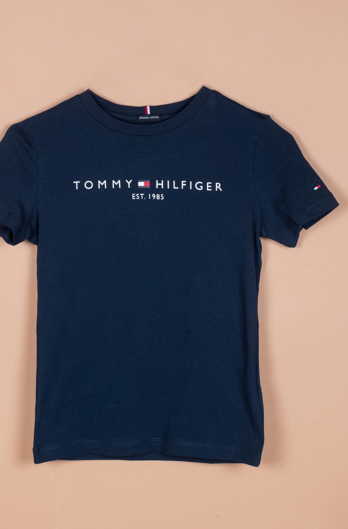 Vaikiški marškinėliai trumpomis rankovėmis ESSENTIAL TEE S/S-full-1