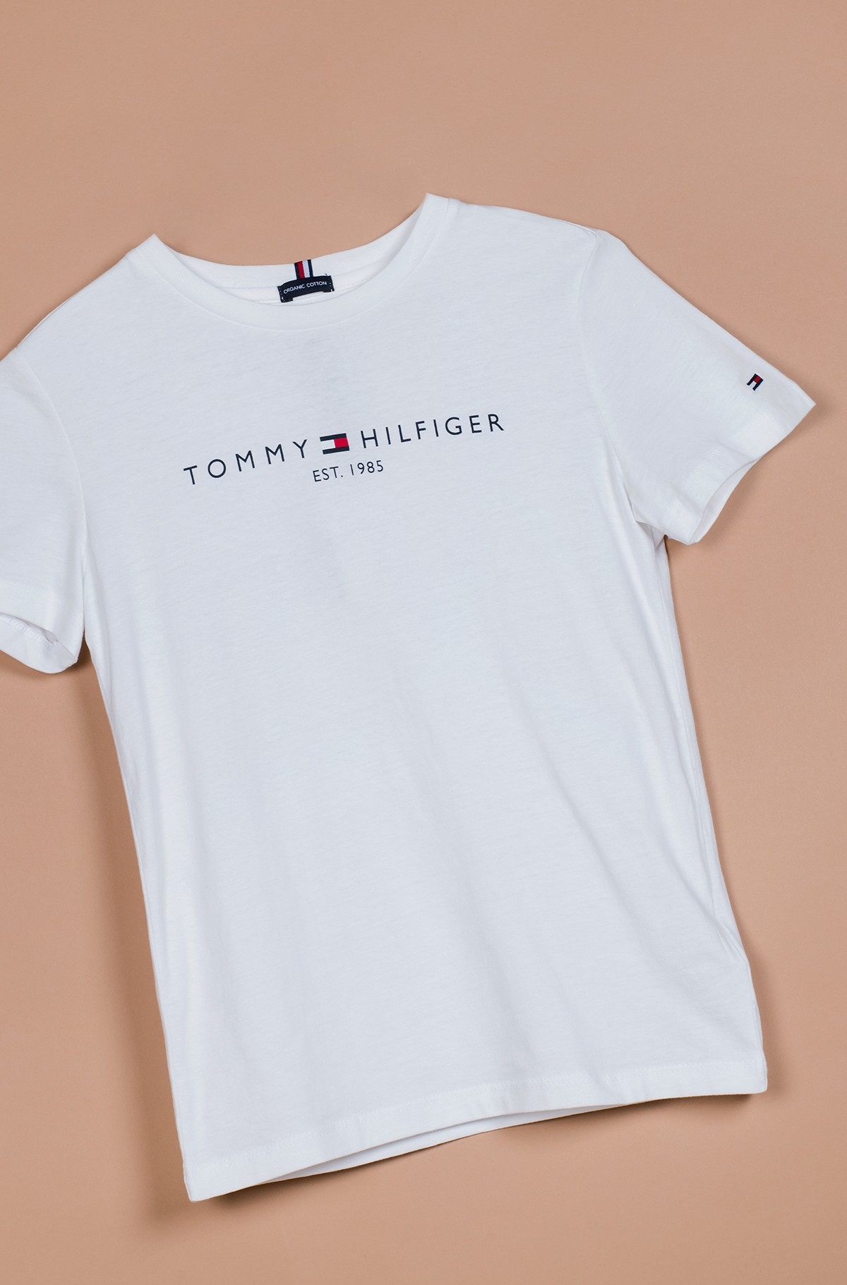 Vaikiški marškinėliai trumpomis rankovėmis ESSENTIAL TEE S/S-full-2