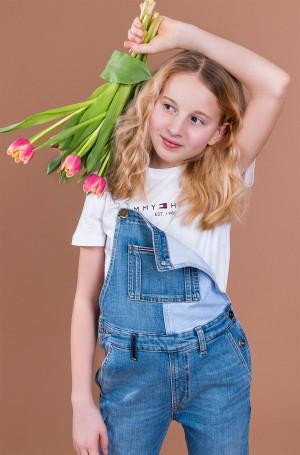 Vaikiški marškinėliai trumpomis rankovėmis ESSENTIAL TEE S/S-1