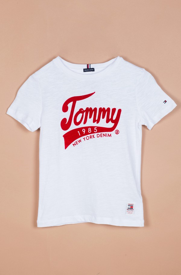 TOMMY 1985 TEE S/S