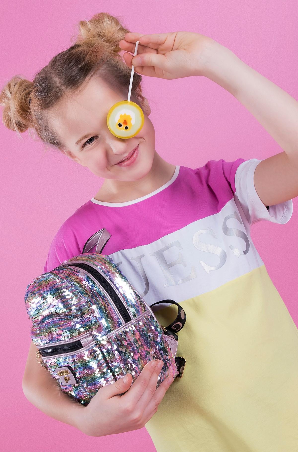 Vaikiška suknelė J01K19 K9IY0-full-1