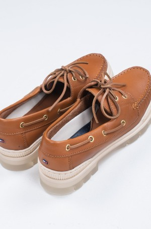 Avalynė SPORTY TOMMY BOAT SHOE	-4