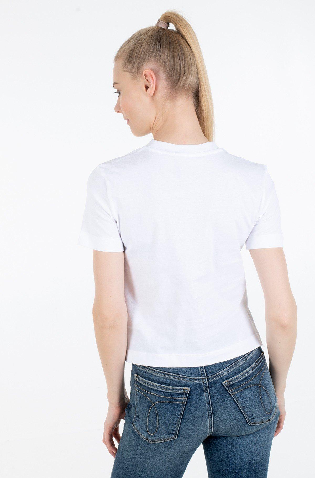 Marškinėliai SHRUNKEN INSTITUTIONAL LOGO TEE-full-2