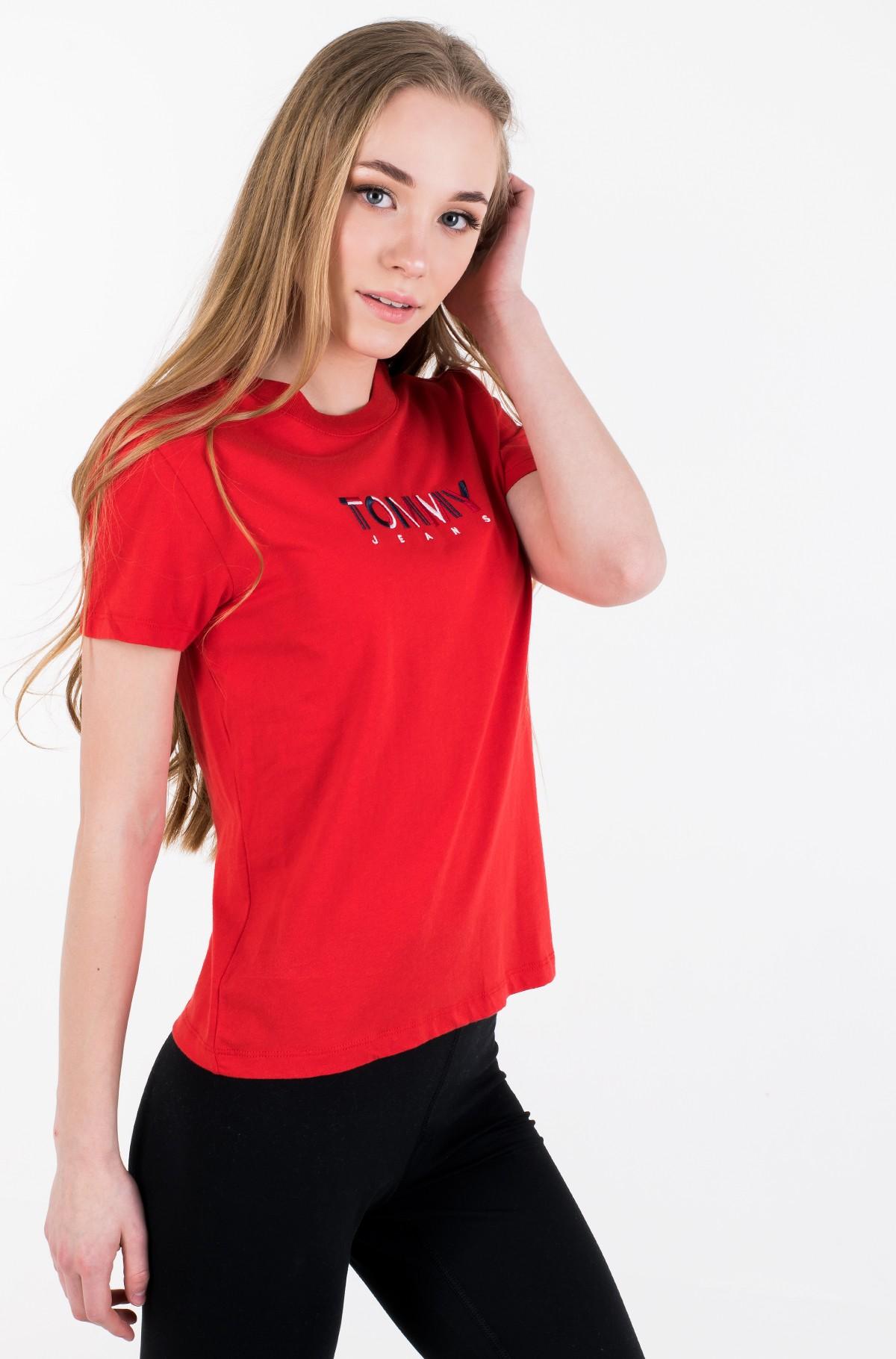 Marškinėliai TJW MULTICOLOR LOGO TEE-full-1