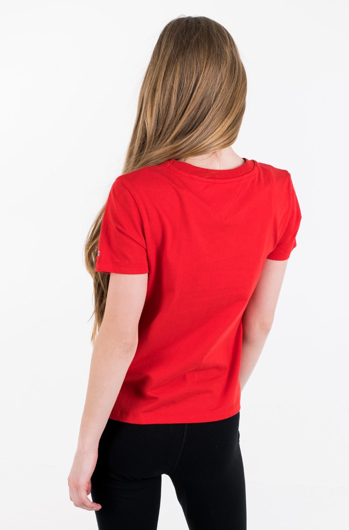 Marškinėliai TJW MULTICOLOR LOGO TEE-full-2