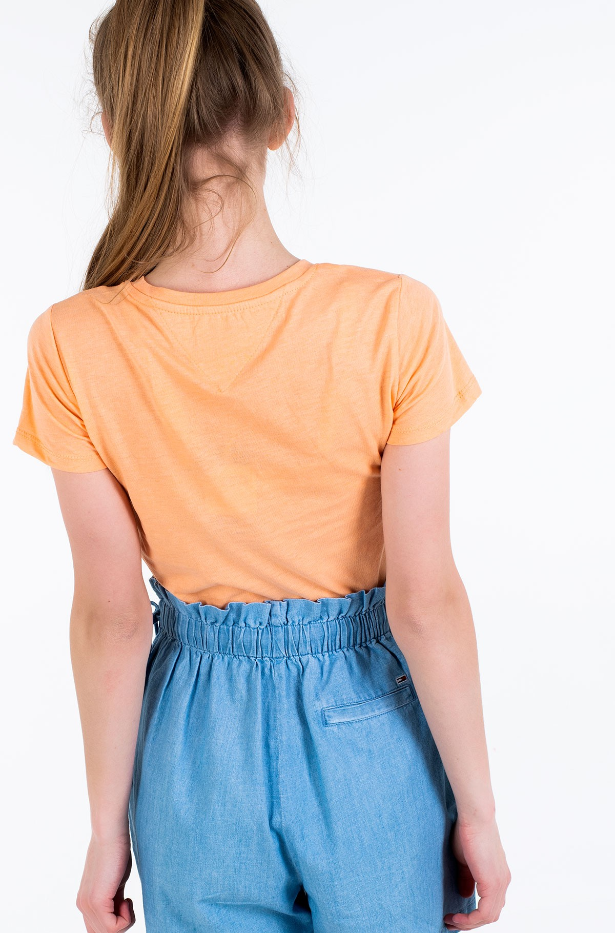 Marškinėliai TJW TOMMY SCRIPT TEE-full-2