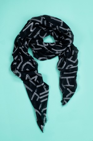 Sall POPPY TOMMY ROPE SCARF-1