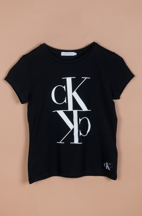 MONOGRAM CROPPED SS T-SHIRT