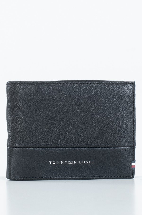 TEXTURED CC FLAP AND COIN