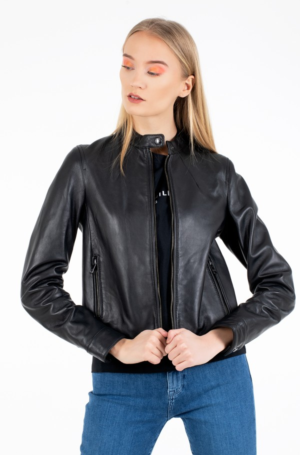 DAISY LEATHER JACKET