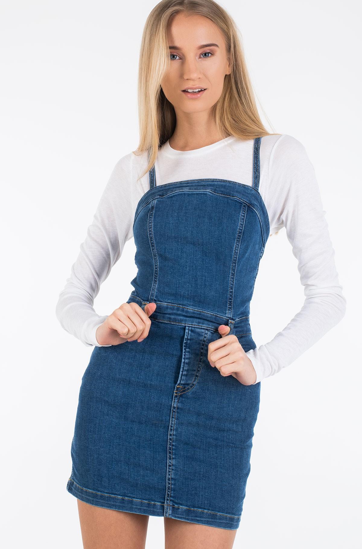 Džinsinė suknelė  CANDI/PL952689-full-1