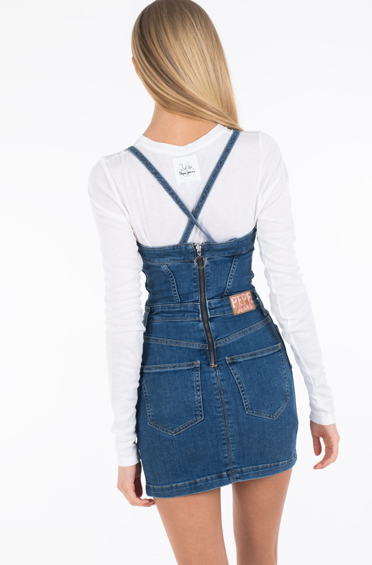 Džinsinė suknelė  CANDI/PL952689-full-3