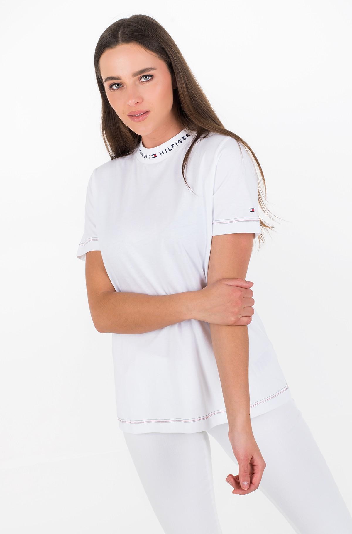 Marškinėliai LOGO MOCK-NK TEE SS-full-1