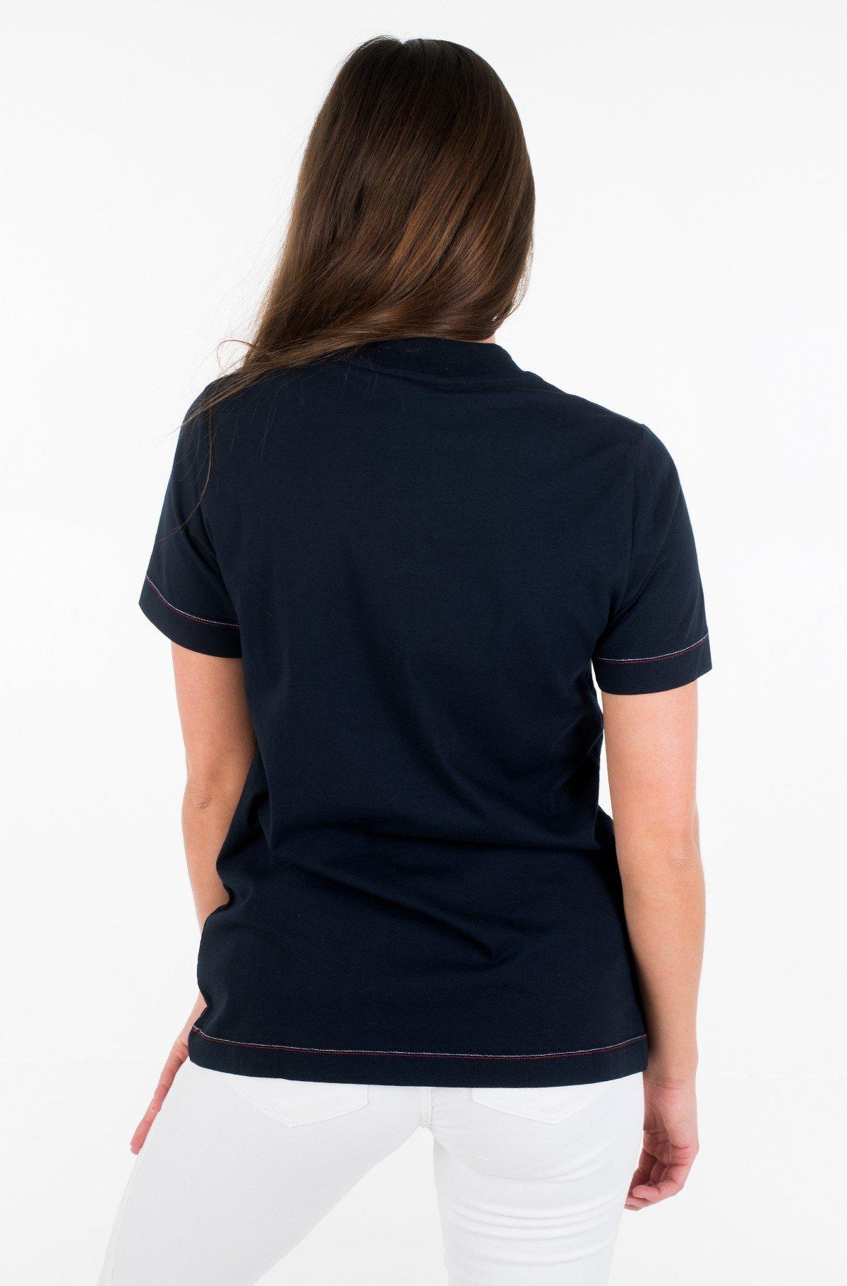 Marškinėliai LOGO MOCK-NK TEE SS-full-2