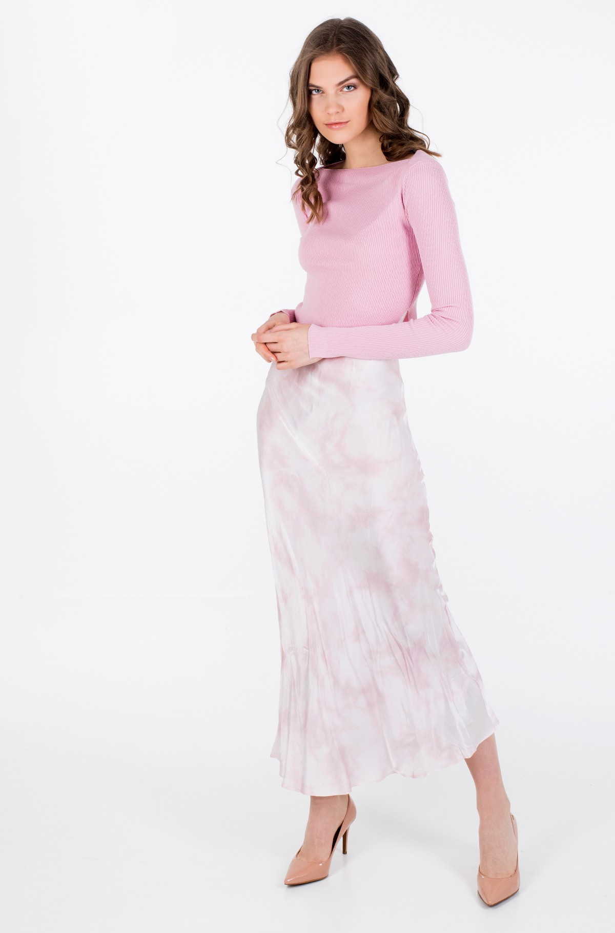 Dviejų dalių suknelė W0GK1E WCUY0-full-1