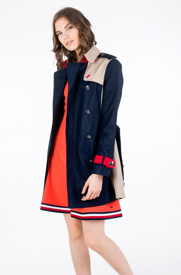 ICON COLOURBLOCK TRENCH-hover