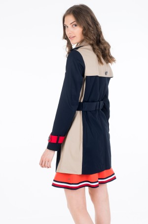 Mantel ICON COLOURBLOCK TRENCH-3