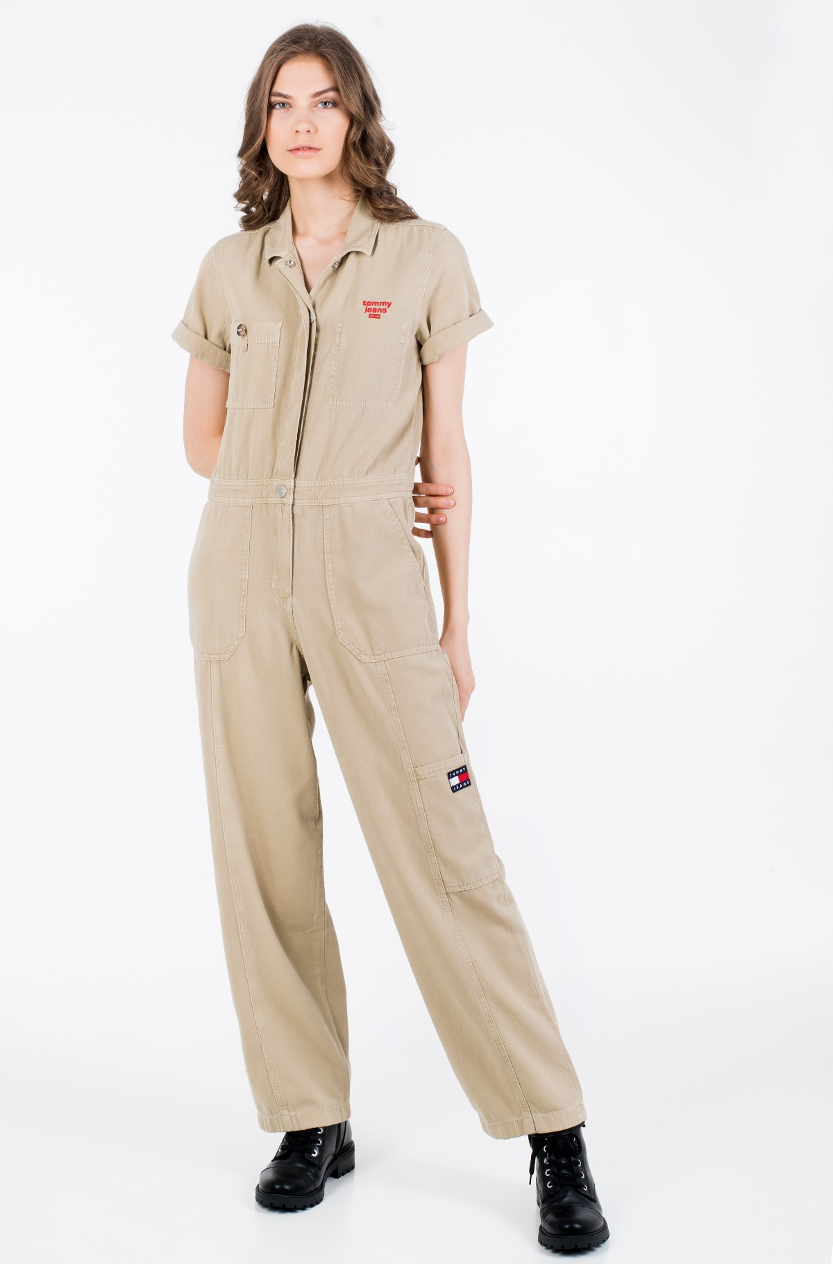 Kombinezonas REGULAR JUMPSUIT SSL SLTC-full-3