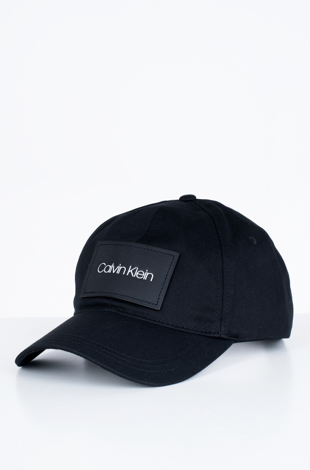 Nokamüts LEATHER PATCH BB CAP-full-1