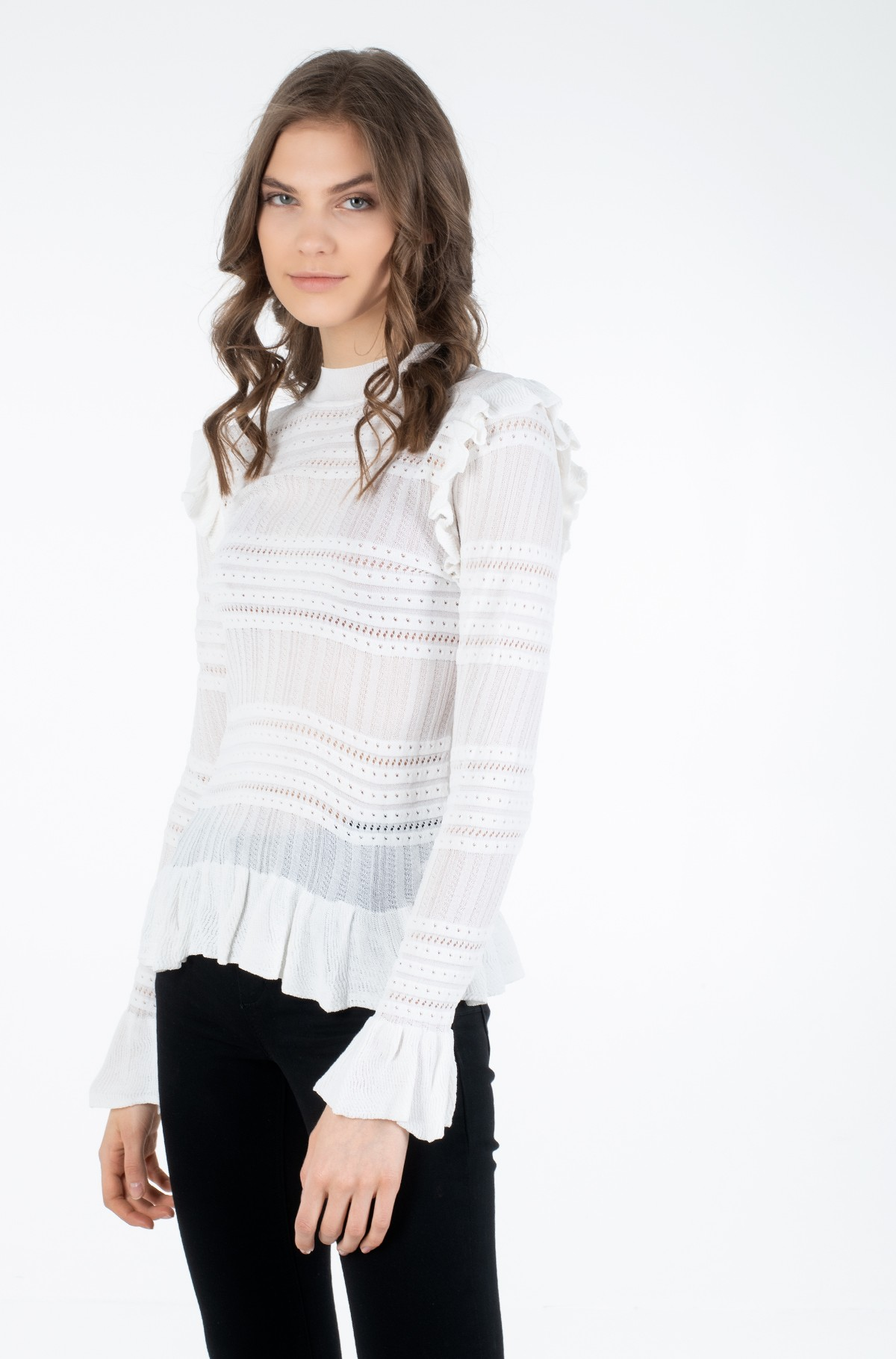 Kootud pluus OLIVIA KNITTED SWEATER/PL701620	-full-2
