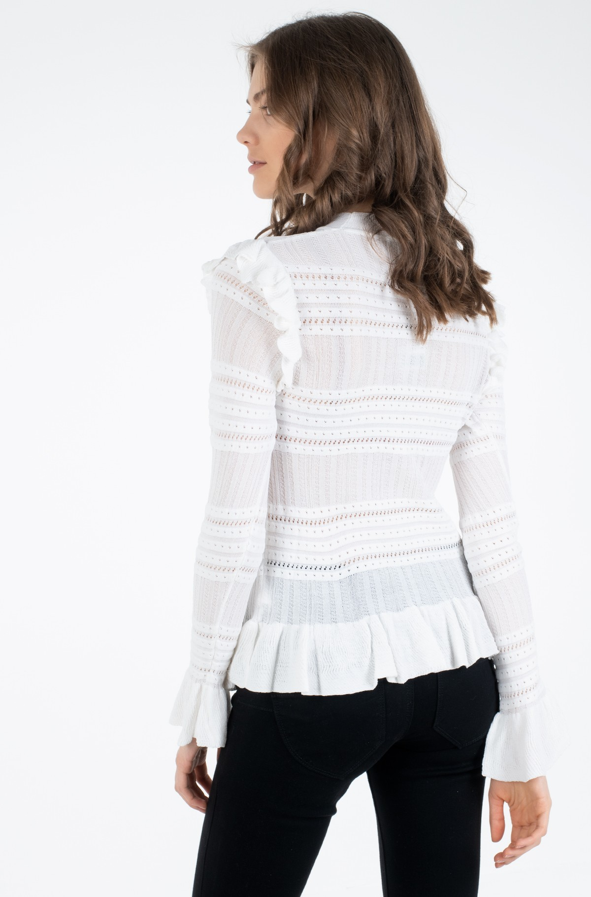 Kootud pluus OLIVIA KNITTED SWEATER/PL701620	-full-3