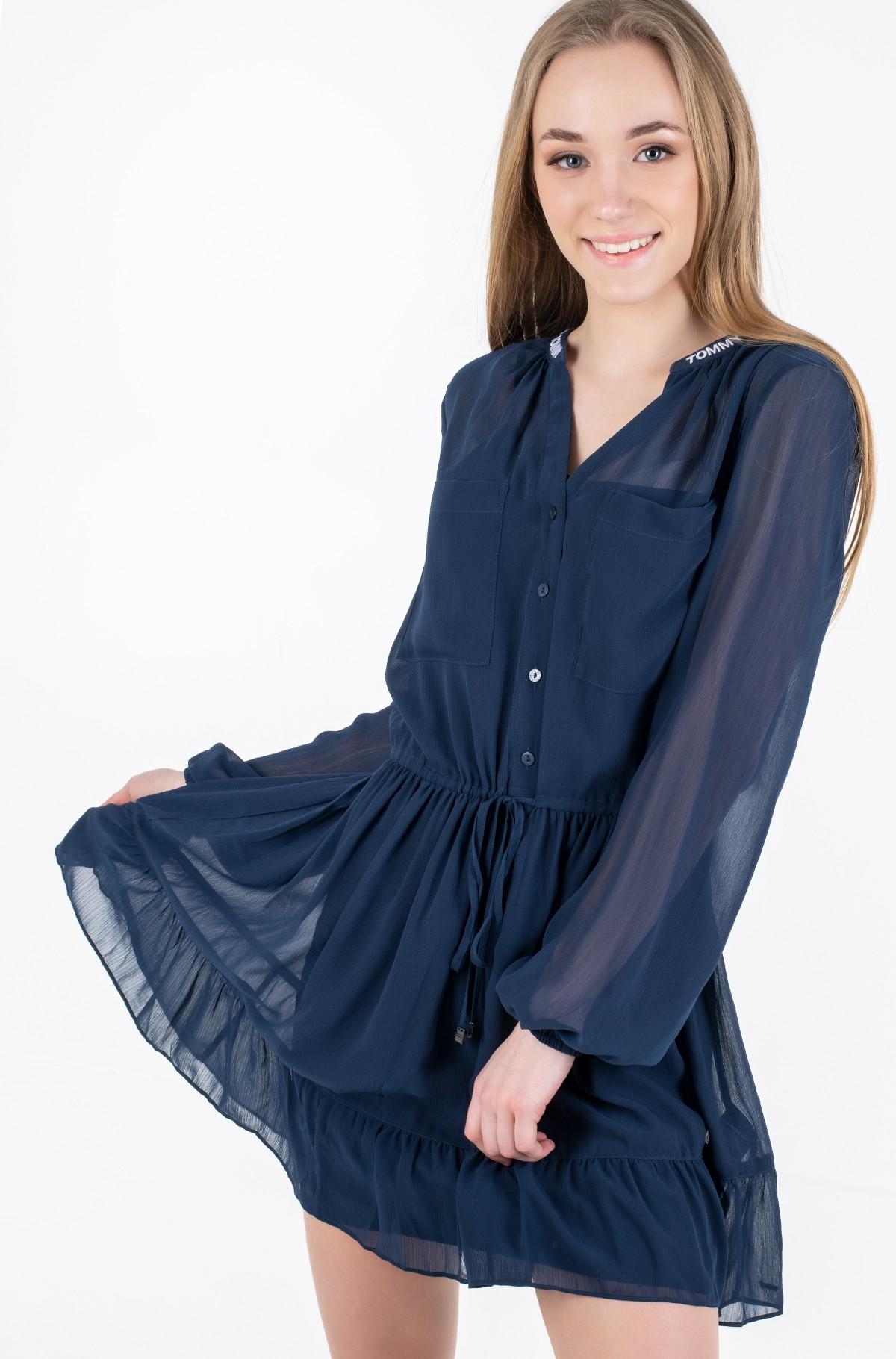 Suknelė TJW TIERED A-LINE DRESS-full-1