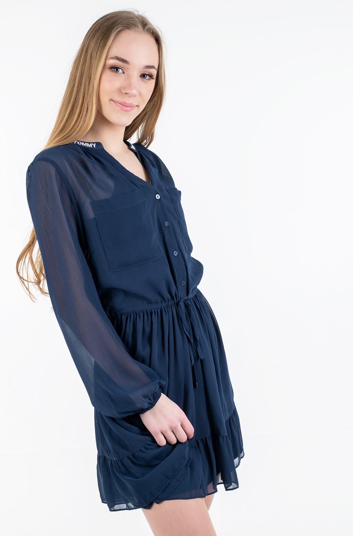 Suknelė TJW TIERED A-LINE DRESS-full-2