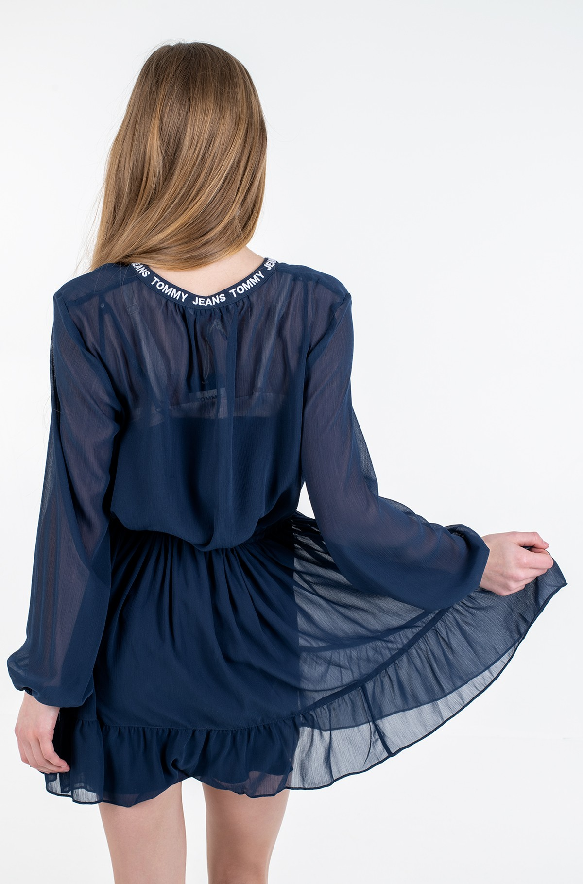 Suknelė TJW TIERED A-LINE DRESS-full-3