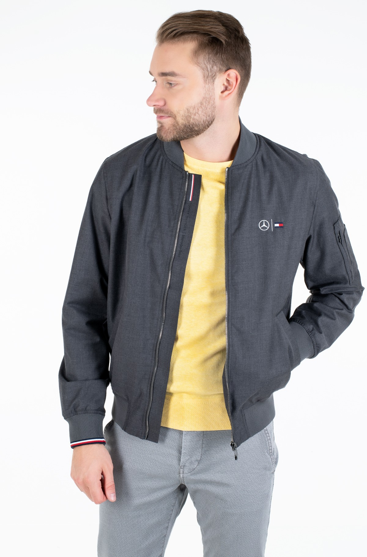 Jope 2 MB TECH BOMBER JKT	-full-1
