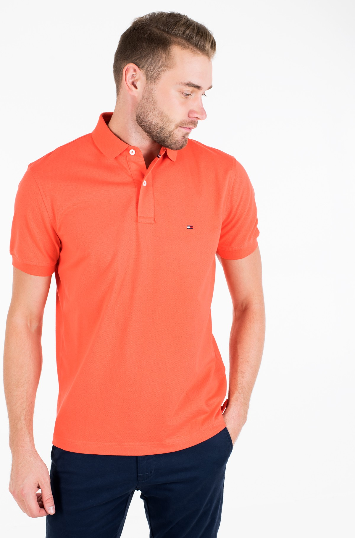 Polo TOMMY REGULAR POLO	-full-1