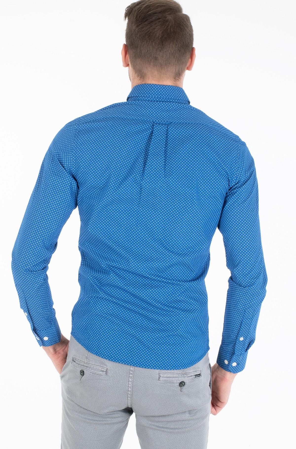 Marškiniai POPLIN PAISLEY PRINT BD SHIRT-full-2