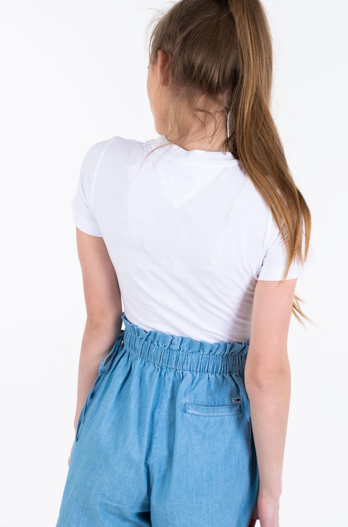 Marškinėliai TJW STRETCH CREW TEE-full-2