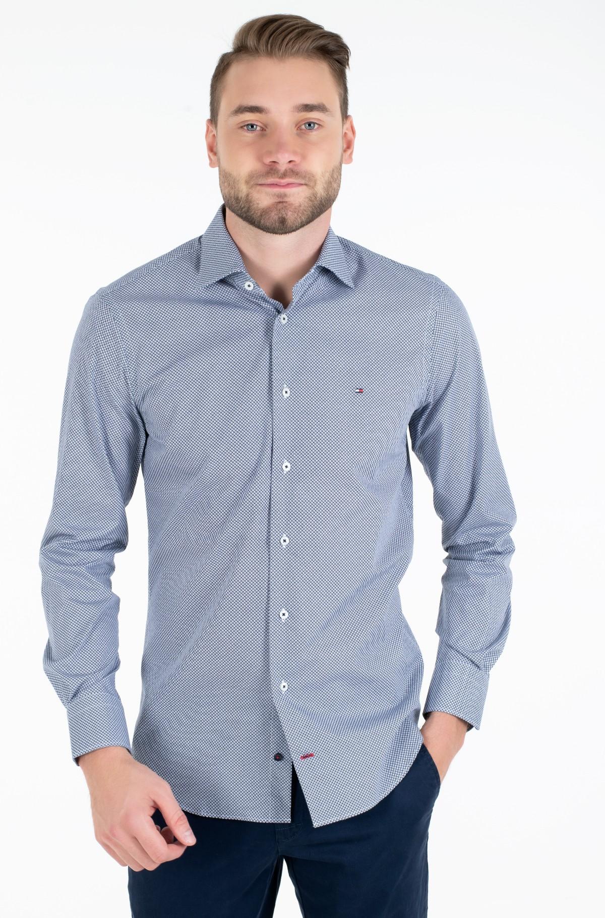 Shirt MICRO PRINT CLASSIC SHIRT-full-1